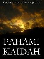 KAIDAH-KAIDAH DALAM BERIBADAH DENGAN DZIKIR DAN DO`A (I)