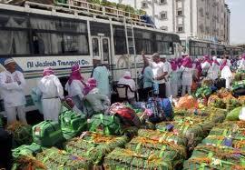 15 Kloter Jamaah di Madinah Berangkat ke Makkah