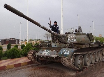 Pasukan Revolusi Kuasai Sebagian Besar Aleppo