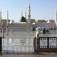 Nabi Shallahu 'alaihi Wa Sallam Dikuburkan Di dalam Masjid