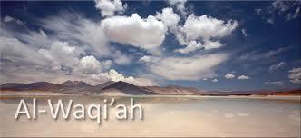 Diantara Ucapan Masruq Tentang Surat Al-Waqi'ah