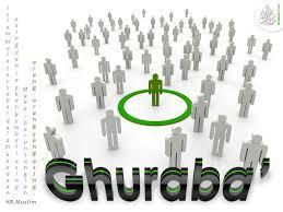 Karakteristik Kaum Ghuraba'