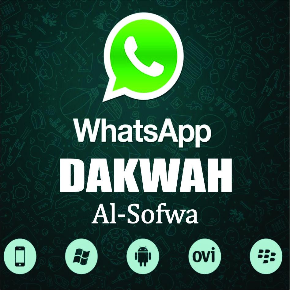 Yayasan Al-Sofwa Lounching Program Dakwah Melalui WhatsApp