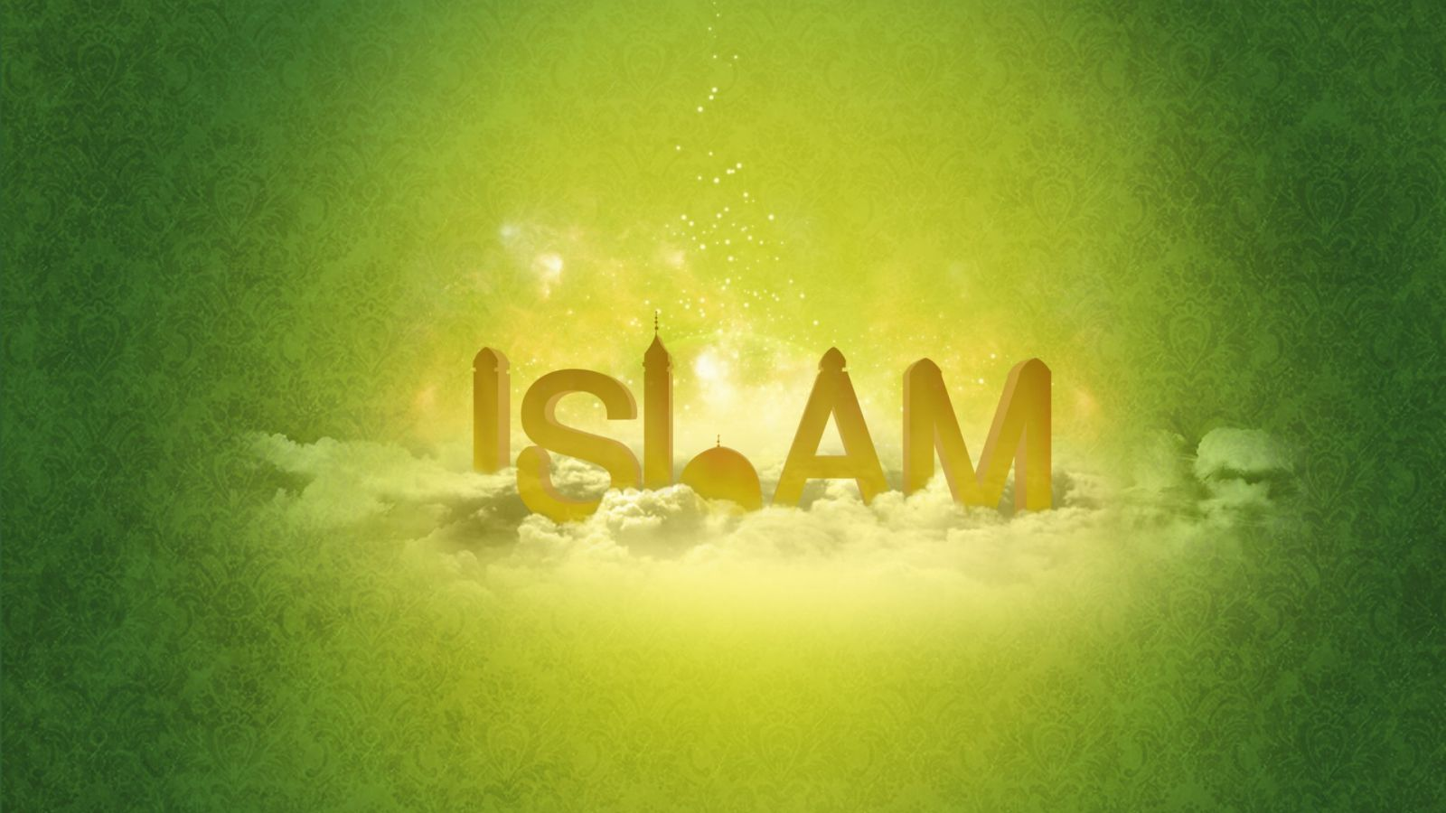 Harus Dengan Aturan Islam