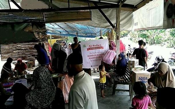 Layanan Dapur Umum di Kampar Riau