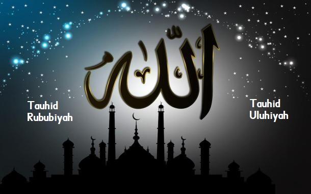 Hubungan Tauhid Uluhiyah dengan Tauhid Rububiyah dan Sebaliknya
