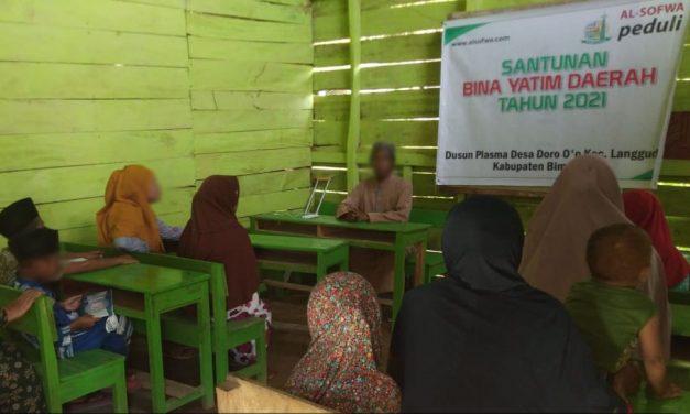 Bina Yatim Daerah Al-Sofwa Maret s/d September 2021